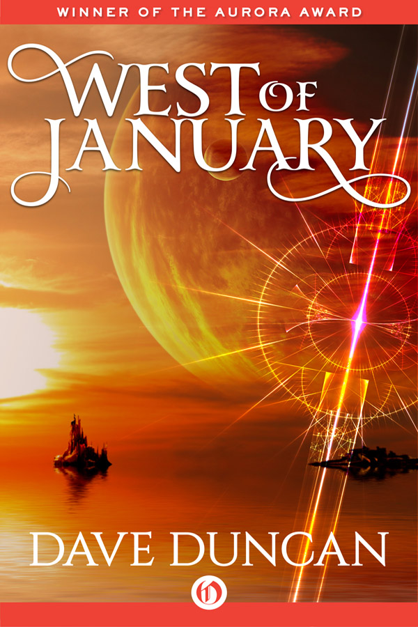 West of January cover